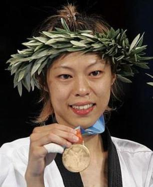 台灣奧運首金 陳詩欣