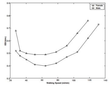運動生理週訊第359期 攝氧成本與生理耗能指數