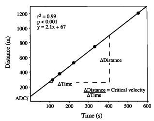 運動生理週訊第356期 跑步有氧指標--臨界速度