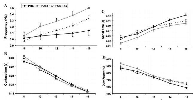 運動生理週訊第362期 跑步的著地指數(duty factor)