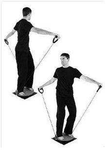 握把平衡碟組訓練